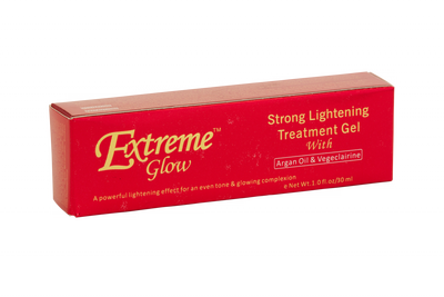Extreme Glow Strong Lightening Treatment Gel 1 oz