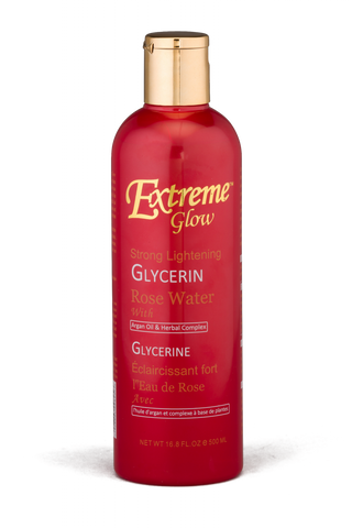 Extreme Glow Strong Lightening Glycerin Rose Water 16.8 oz.