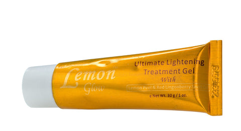 Lemon Glow Ultimate Lightening Treatment Gel 1 oz.