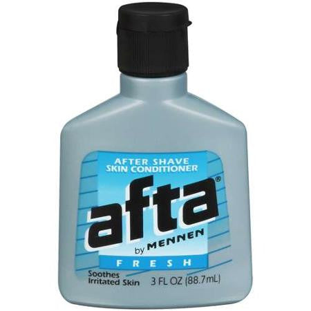 Afta by Mennen After Shave Skin Conditioner Fresh 3 oz.