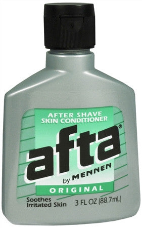 Afta by Mennen After Shave Skin Conditioner Original 3 oz.