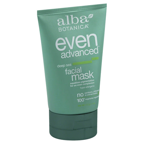 Alba Botanica Even Advanced Deep Sea Facial Mask 4 oz