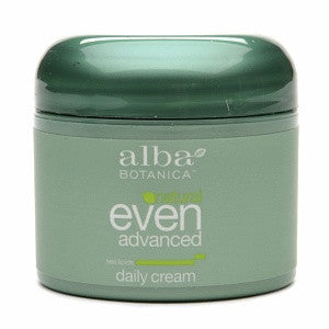 Alba Botanica Even Advanced Sea Lipids Daily Cream 2 oz