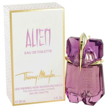 Alien by Thierry Mugler For Women Eau de Toilette Spray Non-Refill 1 oz