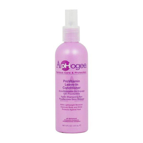 Aphogee ProVitamin Leave-In Conditioner 8 oz