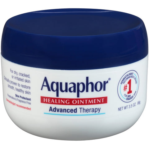 Aquaphor Healing Ointment Advanced Therapy 3.5 oz