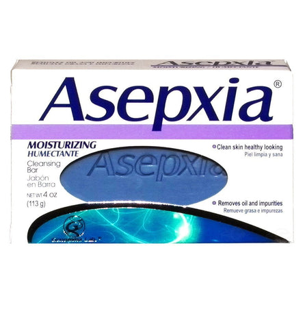 Asepxia Moisturizing Cleansing Bar 3.53 oz