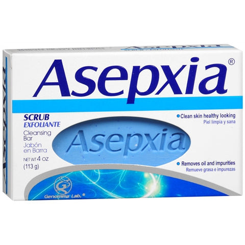 Asepxia Scrub Cleansing Bar 3.53 oz