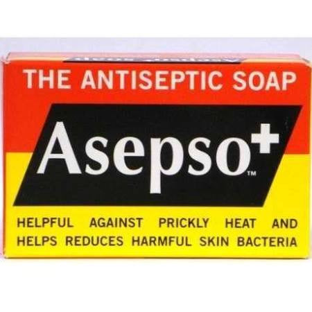 Aspeso The Antiseptic Soap 2.8 oz