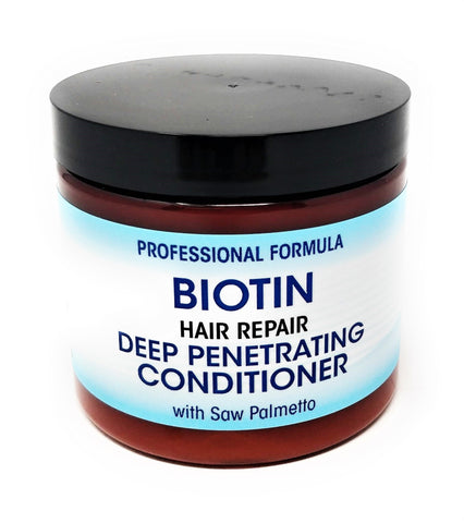 Biotin Hair Repair Deep Penetrating Conditioner 16 oz