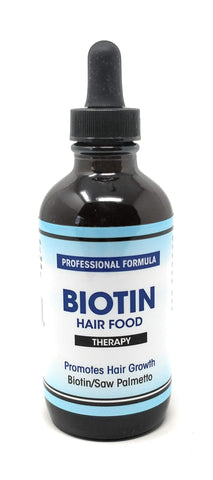 Biotin Hair Food Therapy 4 oz