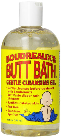Boudreaux's Butt Bath Gentle Cleansing Gel 13 oz