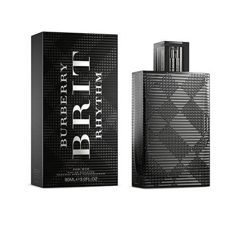 Brit Rhythm by Burberry for Men Eau de Toilette Spray 3 oz