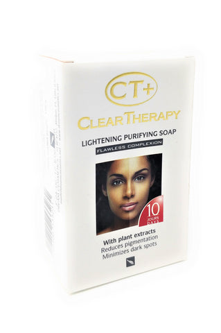 CT+ Clear Therapy Lightening Purifying Soap 175 g