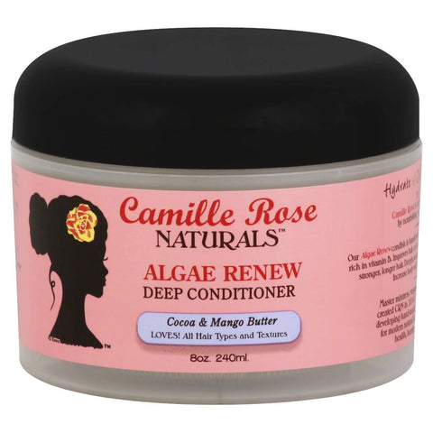 Camille Rose Naturals Algae Renew Deep Conditioner 8 oz