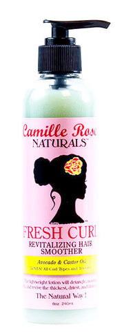 Camille Rose Naturals Fresh Curl Revitalizing Hair Smoother 8 oz