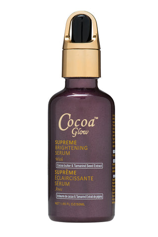 Cocoa Glow Supreme Brightening Serum 1.66 oz.