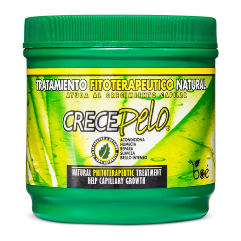 Crece Pelo Natural Theraputic Treatment 16 oz