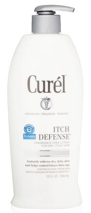 Curel Itch Defense Calming Lotion 13 oz