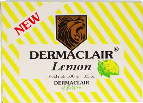 Dermaclair Lemon Soap 3.5 oz