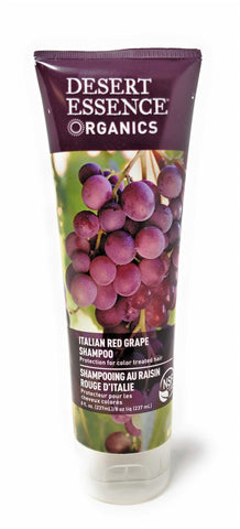 Dessert Esence Organics Italian Red Grape Shampoo 8 oz