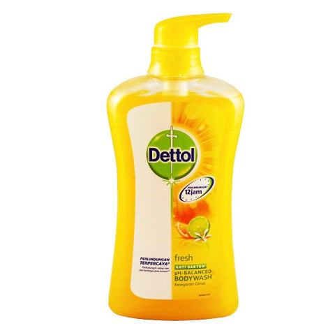 Dettol Fresh Anti-Bacteria Body Wash 625 ml