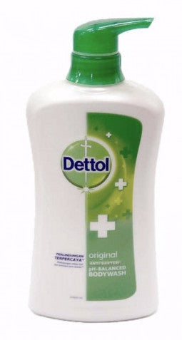 Dettol Original Anti-Bacteria Body Wash 625 ml