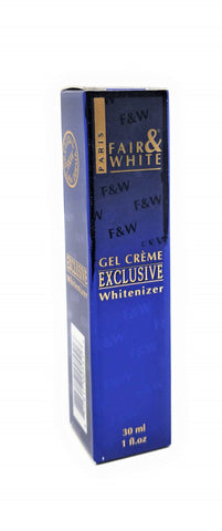Fair & White Exclusive Gel Creme Whitenizer 1 oz.