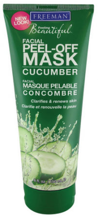 Freeman Cucumber Peel-Off Mask 6 oz