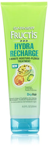 Garnier Fructis Hydra Recharge 1 Minute Moisture-Plenish Treatment 8 oz
