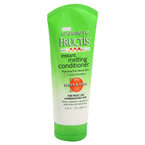 Garnier Fructis Instant Melting Conditioner Sleek & Shine 6.8 oz