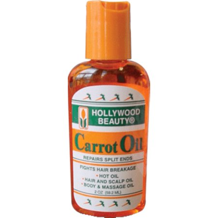 Hollywood Beauty Carrot Oil 2 oz