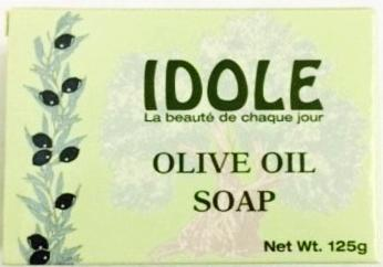 Idole Olive Oil Soap 125 g