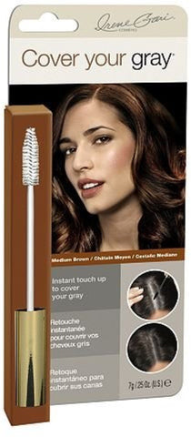 Irene Gari Cover Your Gray Touch Up Medium Brown 0.25 oz