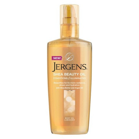 Jergens Shea Beauty Oil 5 oz