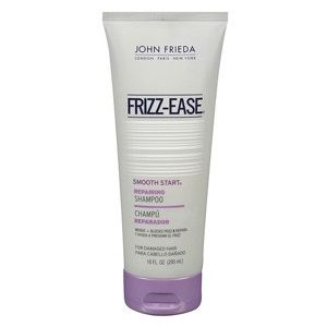 John Frieda Frizz-Ease Smooth Start Reparing Shampoo 10 oz