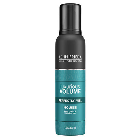 John Frieda Luxrious Volume Perfectly Full Mousse 7.5 oz