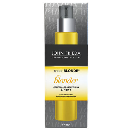John Frieda Sheer Blonde Go Blonde Controlled Lightening Spray 3.5 oz