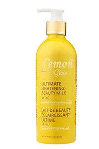 Lemon Glow Ultimate Lightening Beauty Milk 16.8 oz