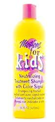 Motions For Kids Neutralizing Shampoo With Color Signal 16 oz