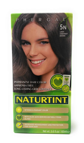 Naturtint Permanent Hair Color Light Chestnut Brown 5N