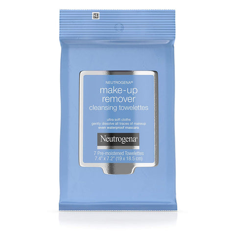 Neutrogena Make Up Remover Cleansing Towelettes 7 ea