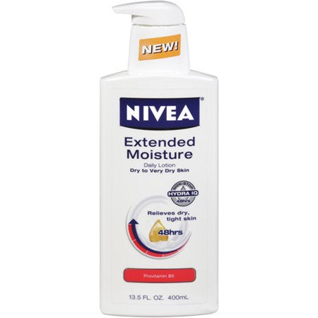 Nivea Extended Moisture Daily Lotion 13.5 oz