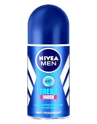 Nivea Men Anti-Perspirant Roll-On Fresh Musk 50 ml