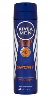 Nivea Men Sport Body Spray Antiperspirant 150 ml
