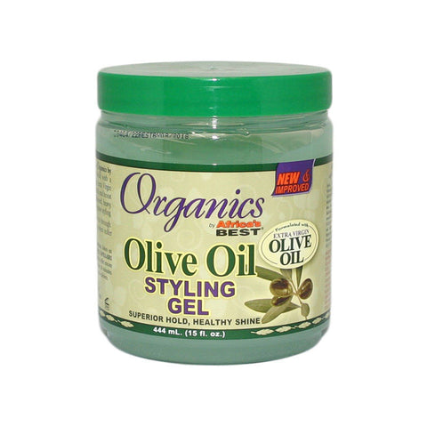 Organics by Africa's Best Olive Oil Styling Gel 15 oz