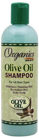 Organics by Africa's Best Olive Oil Shampoo 12 oz.