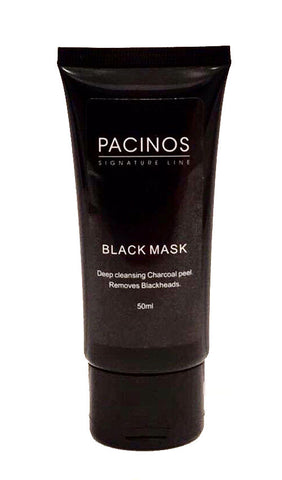 Pacinos Black Mask Deep Cleansing Peel 50 ml