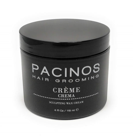 Pacinos Hair Grooming Sculpting Wax Cream 4 oz