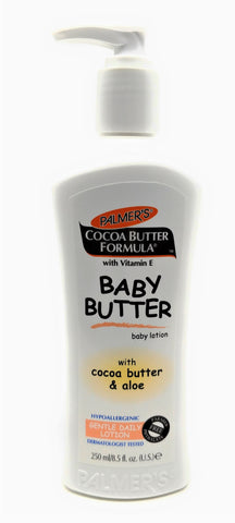 Palmer's Cocoa Butter Formula Baby Butter Baby Lotion 8.5 oz